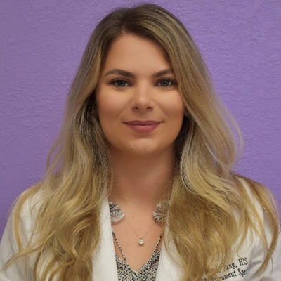 Stephanie Zang, BC-HIS, Board Certified Hearing Instrument Specialist
